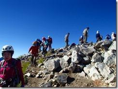 2-09他の登山者は装備を付けていないね?