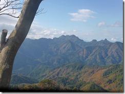 20北側に英彦山系が見えます。写真は英彦山、鷹巣山P1100518