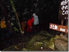 2-02大樺沢、その後、熊に遭遇