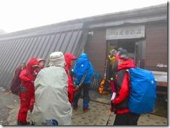 2-15北岳山荘に宿泊します