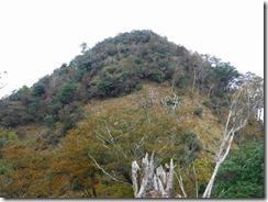 14石堂山山頂がやっと見えました