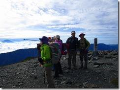 3-07丸山3032m山頂