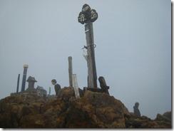 59赤岳山頂