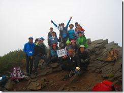 49横岳山頂