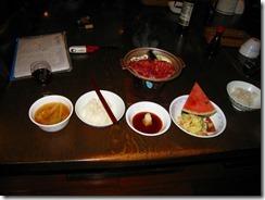 62赤岳鉱泉夕食