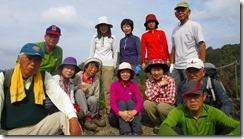 27三陣の岩にて登頂写真IMG_2963