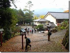 30弘法寺に無事に下山しましたPB073529