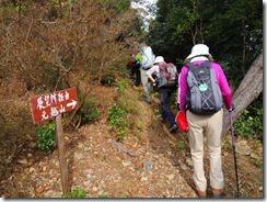 19ふたたび登山道に入ります