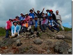 21俵山山頂