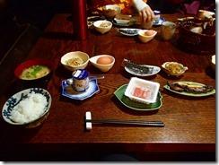 1-25佐倉荘の朝食