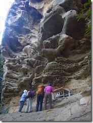 2-11天狗岩、双石山の名前の由来です