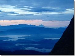 2-01夜明けです、富士山が見えていました
