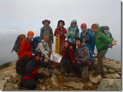 2-04唐松岳登頂写真