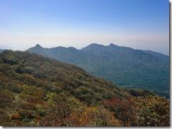 2-15妻岳横岳方面