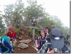 3-12駒ケ岳山頂です