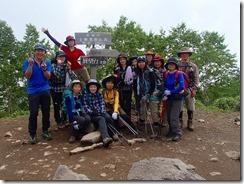 3-09赤城山登頂写真