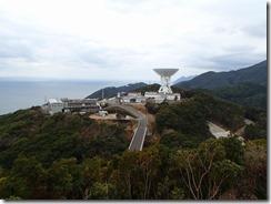 1-11内之浦ロケット基地を訪問