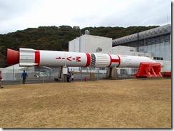1-13内之浦ロケット基地を訪問