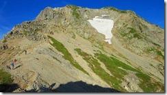 3-04五竜岳の岩場が待っています
