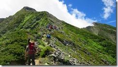 3-17少し安心な登山道