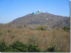 29 背振山のドーム