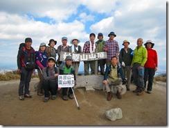 13井原山頂上記念写真