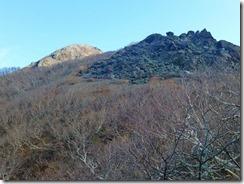 3-06岩木山山頂が見えています
