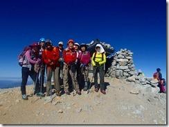 3-08別山にて登頂写真