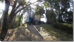 2-14山頂展望台に到着しました