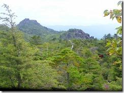 3-14岩峰の三ツ山、このルートも面白いかな