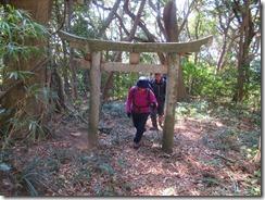 17祇園山へはピストン